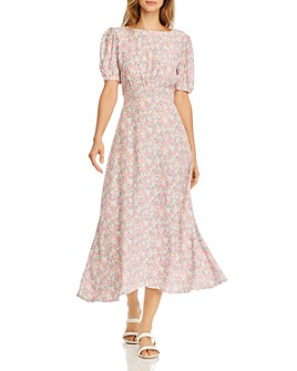 Faithfull the Brand - Beline Floral-Print Dress
