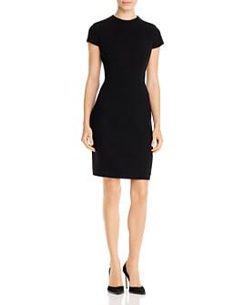 Elie Tahari - Freida Cap-Sleeve Dress