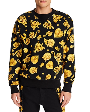 Versace Jeans Couture Baroque Sweatshirt-Men