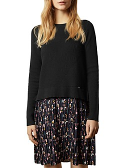 Ted Baker - Nordic Puzzle Layered Dress