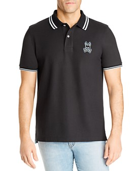 Psycho Bunny - Paget Cotton Logo Polo