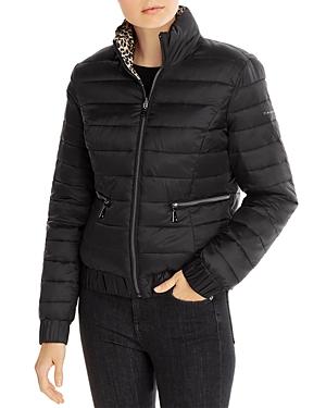 T Tahari Serena Reversible Puffer Jacket-Women