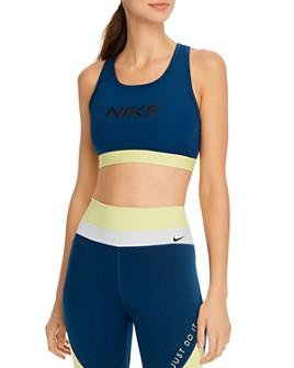 Nike - Colorblocked Sports Bra