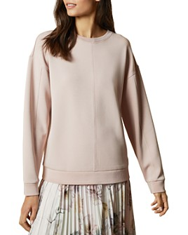 Ted Baker - Auibry Seam-Detail Sweater