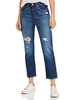 Levi's - 501 Ripped Jeans