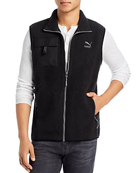 PUMA - XTG Sherpa Slim Fit Vest