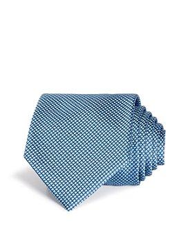 BOSS - Micro Check Classic Tie