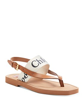Chloé - Women's Woody Flat Sandals