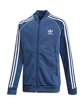 adidas Originals - Unisex Zip-Up Track Jacket - Big Kid