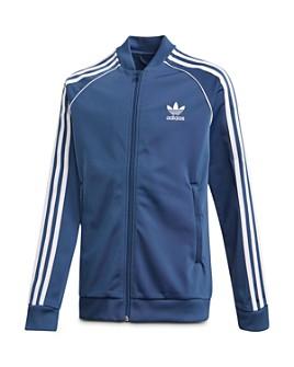 adidas Originals - Unisex Zip-Up Track Jacket - Big Kid