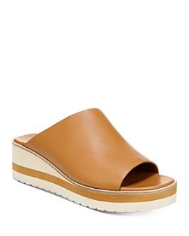 Vince - Women's Sarria Wedge Platform Sandals