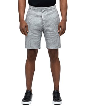 Wings and Horns - Cotton Vertical Dyed Shorts