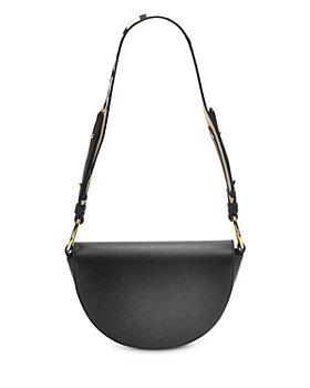 Stella McCartney - Small Circle Logo Flap Shoulder Bag