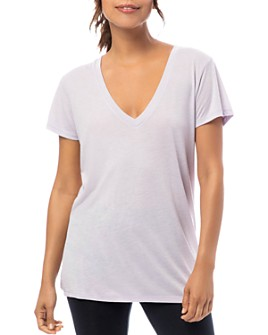 ALTERNATIVE - V-Neck Tee