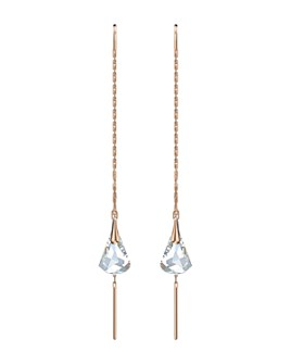 Swarovski - Spirit Crystal Threader Earrings