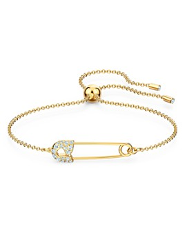 Swarovski - So Cool Crystal Pin Bolo Bracelet