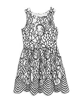 Laundry by Shelli Segal - Girls' Lace Dress - Big Kid
