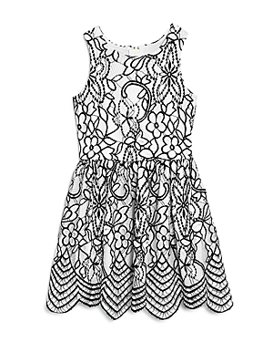Laundry by Shelli Segal Girls' Lace Dress - Big Kid