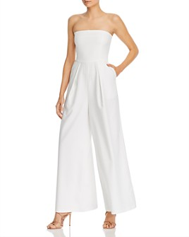O.P.T - Cortese Strapless Jumpsuit