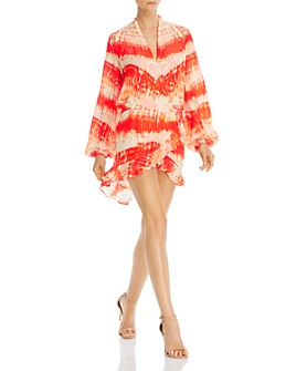 Rococo Sand - Tie-Dyed Dress