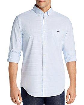 Vineyard Vines - Plaid Tucker Classic-Fit Button-Down Shirt