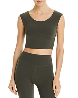 Splits59 - Airweight Sleeveless Crop Top