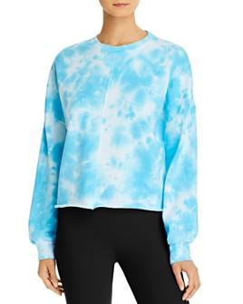 AQUA - Tie-Dyed Sweatshirt