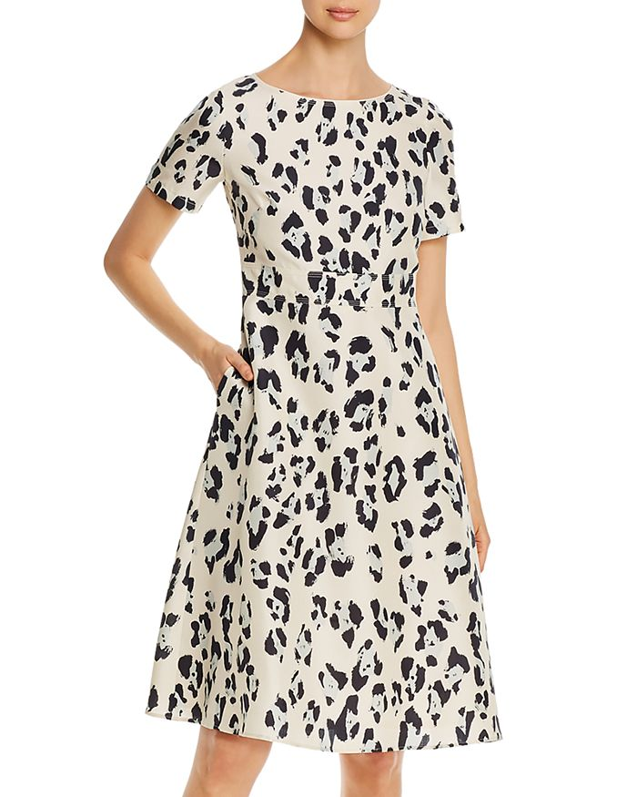 Lafayette 148 New York - Amanda Printed Dress