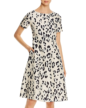Lafayette 148 New York Amanda Printed Dress-Women