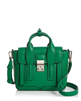 3.1 Phillip Lim - Pashli Mini Leather Satchel