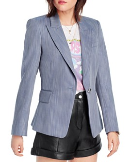 LINI - Eve Peak-Lapel Blazer - 100% Exclusive