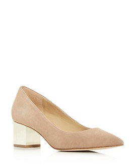 MICHAEL Michael Kors - Women's Petra Pointed-Toe Pumps