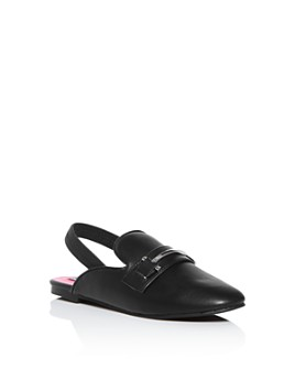 STEVE MADDEN - Girls' JKandi Loafer Sandals - Big Kid