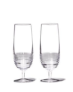 Waterford Mixology Circon Hurricane Glass, Set of 2-Home