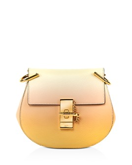Chloé - Drew Mini Shaded Saddle Shoulder Bag