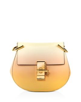 Chloé - Drew Mini Shaded Saddle Shoulder Bag