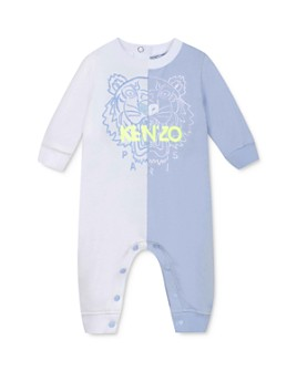 Kenzo - Boys' Cotton Embroidered Coveralls - Baby