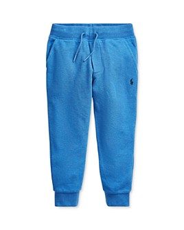 Ralph Lauren - Boys' Cotton Mesh Jogger Pants - Little Kid