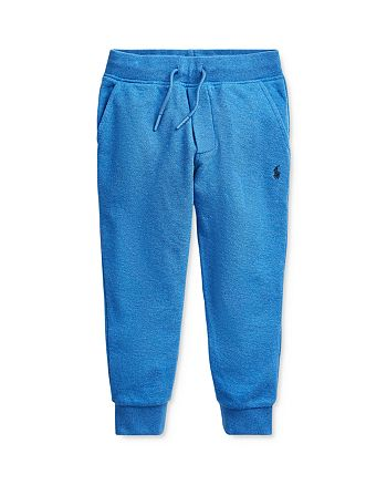 Ralph Lauren - Boys' Cotton Mesh Jogger Pants - Little Kid