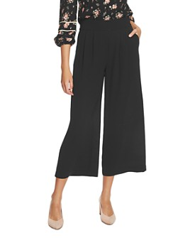 1.STATE - Cropped Wide-Leg Pants