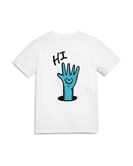 Stella McCartney - Boys' Hi Graphic Tee - Little Kid