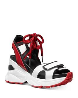 MICHAEL Michael Kors - Women's Irma Sneaker Sandals