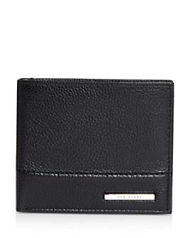 Ted Baker - Bombay-Detail Leather Bifold Wallet