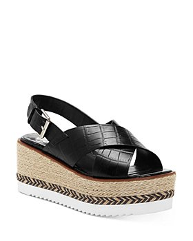 VINCE CAMUTO - Women's Marietten X-Band Platform Sandals