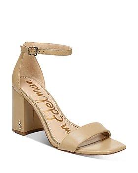 Sam Edelman - Women's Daniella Strappy High-Heel Sandals