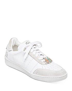Loeffler Randall - Women's Keeley Low Top Sneakers