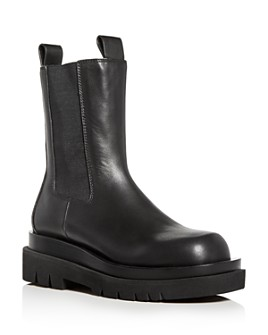 Jeffrey Campbell - Women's Platform Chelsea Boots