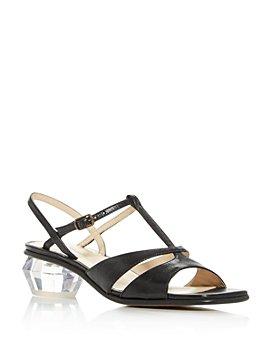 MARC JACOBS - Women's The Gem Sandal T-Strap Sandals