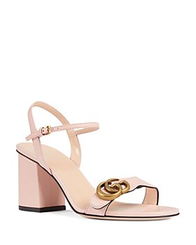 Gucci - Women's Marmont Open Toe Sandals