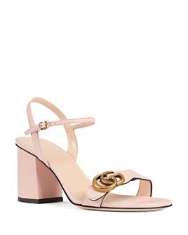 Gucci - Women's Marmont Open Toe Sandals